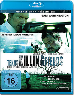Texas Killing Fields: Schreiendes Land Blu-ray