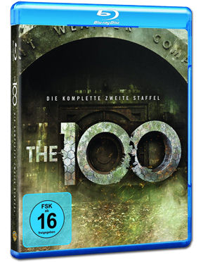 The 100: Staffel 2 Box Blu-ray (4 Discs)
