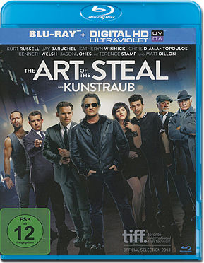 The Art of the Steal - Der Kunstraub Blu-ray