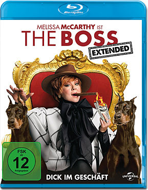The Boss - Extended Blu-ray
