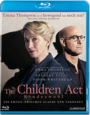 The Children Act - Kindeswohl Blu-ray