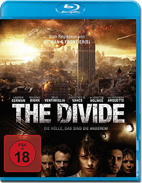 The Divide Blu-ray