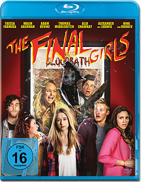 The Final Girls Blu-ray