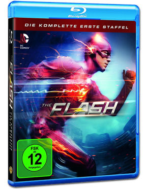 The Flash: Staffel 1 Box Blu-ray (4 Discs)