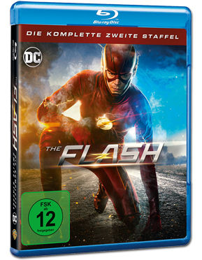 The Flash: Staffel 2 Box Blu-ray (4 Discs)