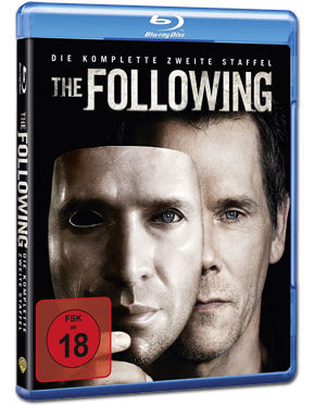 The Following: Staffel 2 Box Blu-ray (3 Discs)
