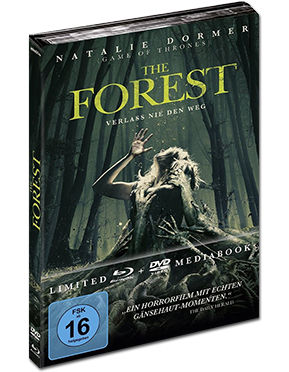 The Forest - Mediabook Edition Blu-ray (2 Discs)