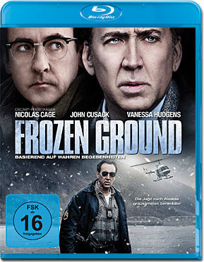The Frozen Ground Blu-ray