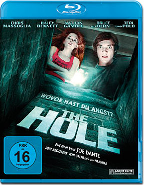 The Hole: Wovor hast Du Angst? Blu-ray