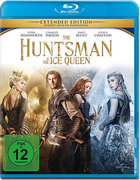 The Huntsman & The Ice Queen Blu-ray