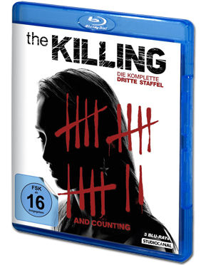 The Killing: Staffel 3 Box Blu-ray (3 Discs)