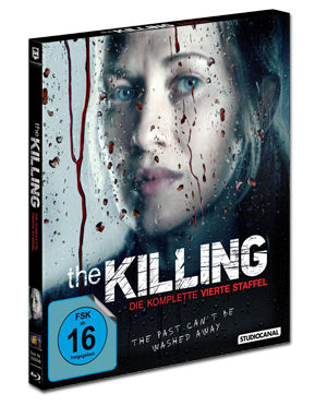 The Killing: Staffel 4 Box Blu-ray (2 Discs)