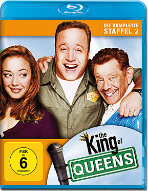 The King of Queens: Staffel 2 Box Blu-ray (2 Discs)