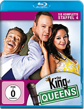 The King of Queens: Staffel 4 Box Blu-ray (2 Discs)