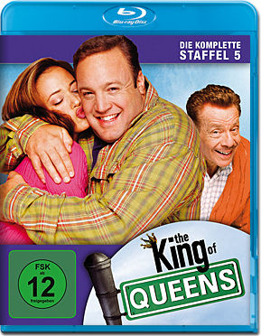 The King of Queens: Staffel 5 Box Blu-ray (2 Discs)