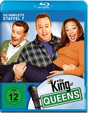 The King of Queens: Staffel 7 Box Blu-ray (2 Discs)