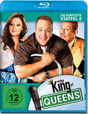 The King of Queens: Staffel 8 Blu-ray (2 Discs)