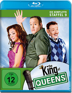 The King of Queens: Staffel 9 Blu-ray (2 Discs)