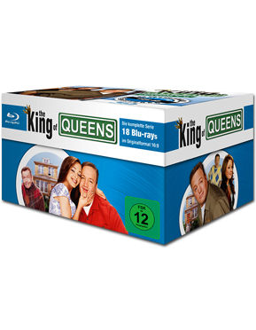 The King of Queens: Staffel 1-9 Superbox Blu-ray (18 Discs)