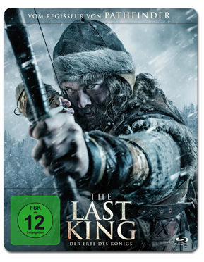 The Last King: Der Erbe des Königs - Steelbook Edition Blu-ray