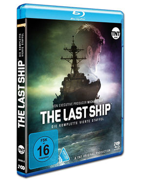 The Last Ship: Staffel 4 Blu-ray (2 Discs)