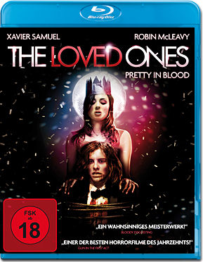 The Loved Ones: Pretty in Blood Blu-ray