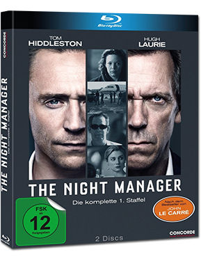 The Night Manager: Staffel 1 Box Blu-ray (2 Discs)