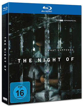 The Night of Blu-ray (3 Discs)