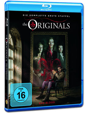 The Originals: Staffel 1 Box Blu-ray (4 Discs)