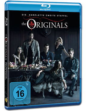 The Originals: Staffel 2 Box Blu-ray (3 Discs)