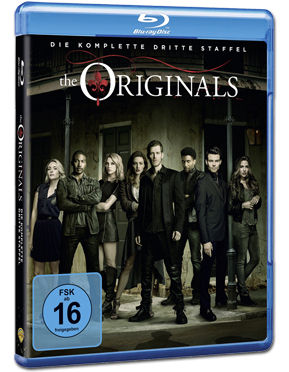 The Originals: Staffel 3 Blu-ray (3 Discs)