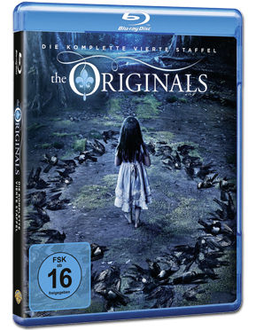 The Originals: Staffel 4 Box Blu-ray (2 Discs)