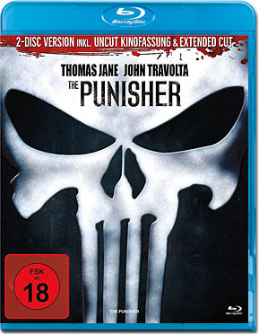 The Punisher - Extended Cut Blu-ray (2 Discs)