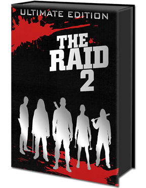 The Raid 2 - Ultimate Edition Blu-ray (4 Discs)