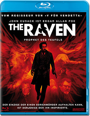 The Raven Blu-ray