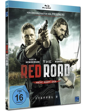 The Red Road: Staffel 2 Blu-ray