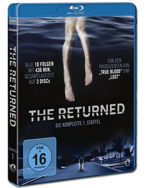 The Returned (2015): Staffel 1 Box Blu-ray (2 Discs)