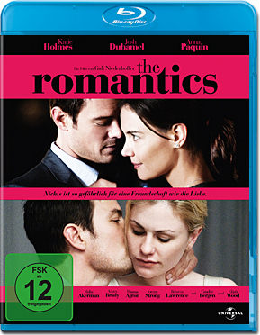 The Romantics Blu-ray