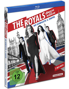 The Royals: Staffel 3 Blu-ray (2 Discs)