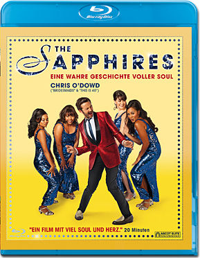 The Sapphires Blu-ray