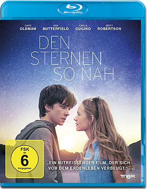 Den Sternen so nah - The Space Between Us Blu-ray