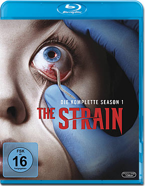 The Strain: Staffel 1 Box Blu-ray (3 Discs)