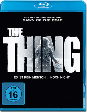 The Thing Blu-ray