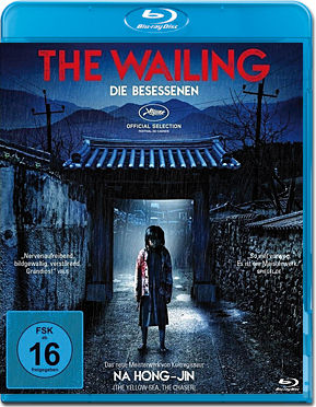 The Wailing: Die Besessenen Blu-ray