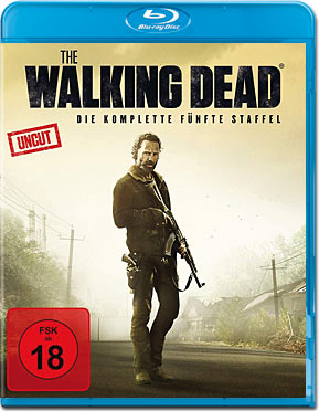 The Walking Dead: Staffel 5 Box Blu-ray (6 Discs)