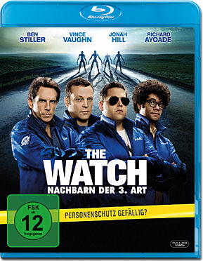 The Watch: Nachbarn der 3. Art Blu-ray