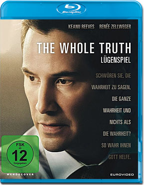 The Whole Truth: Lügenspiel Blu-ray