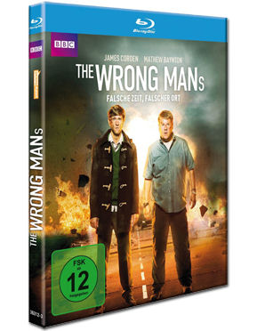 The Wrong Mans: Staffel 1 Box Blu-ray