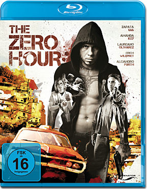 The Zero Hour Blu-ray