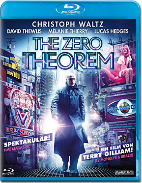 The Zero Theorem Blu-ray